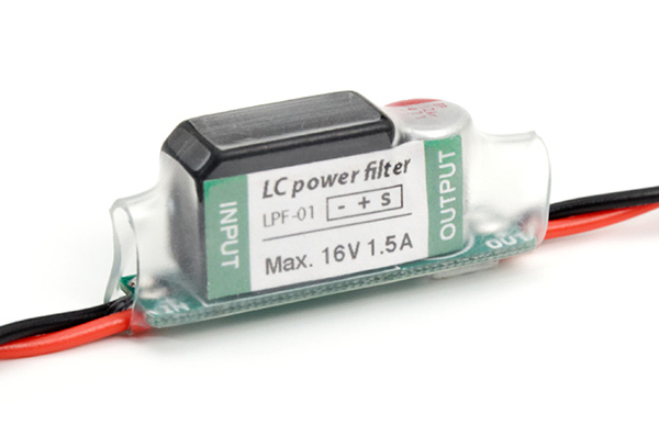 LPF-01 LC Common Mode Power Filter